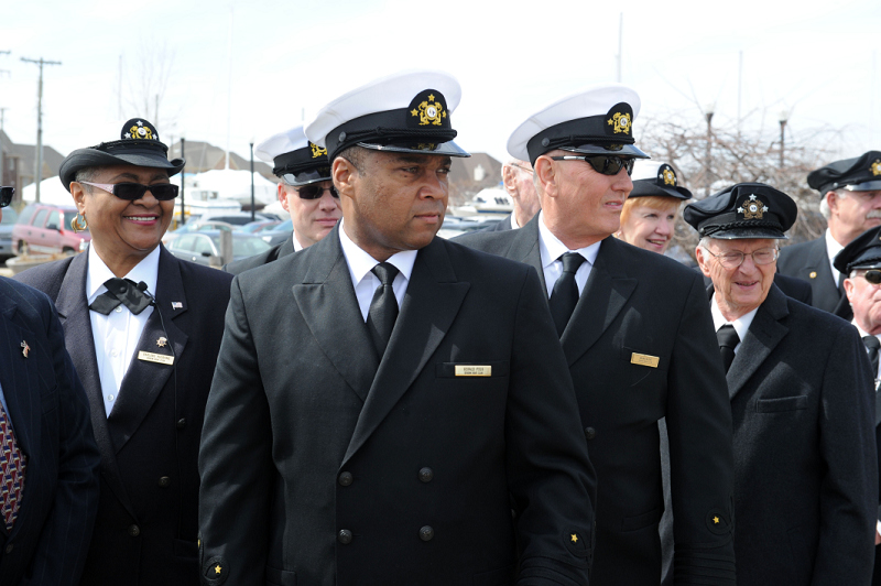 2014 Officers Tea